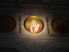 Papst Benedict der XVI