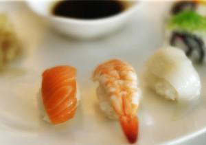 Promis essen Sushi